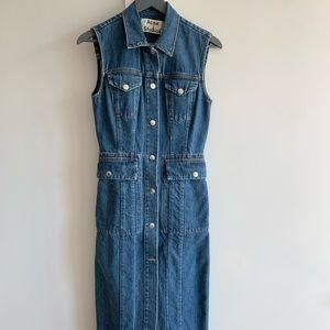 Acne Denim Dress